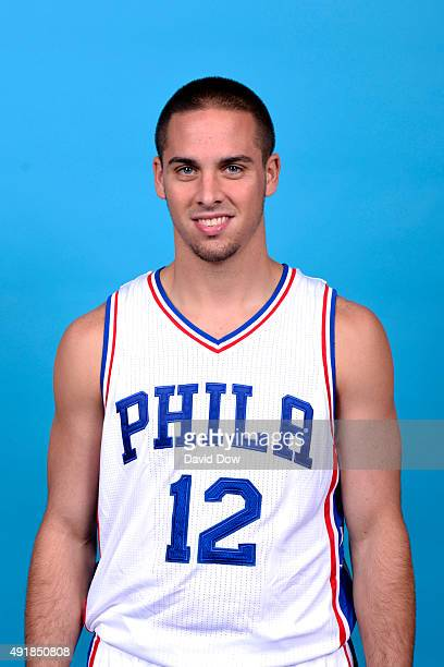 McConnell of the Philadelphia 76ers poses for a photo during media day on September 28 2015 in Galloway New Jersey NOTE TO USER User expressly...