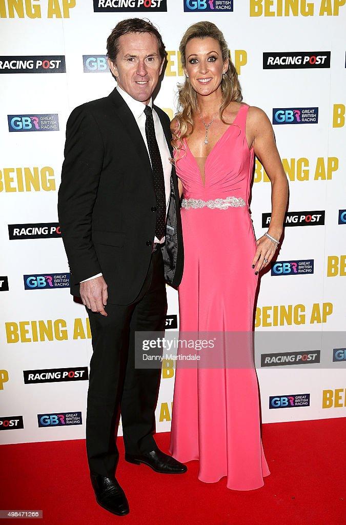 """""""Being AP"""" - UK Gala Screening - Red Carpet Arrivals"""