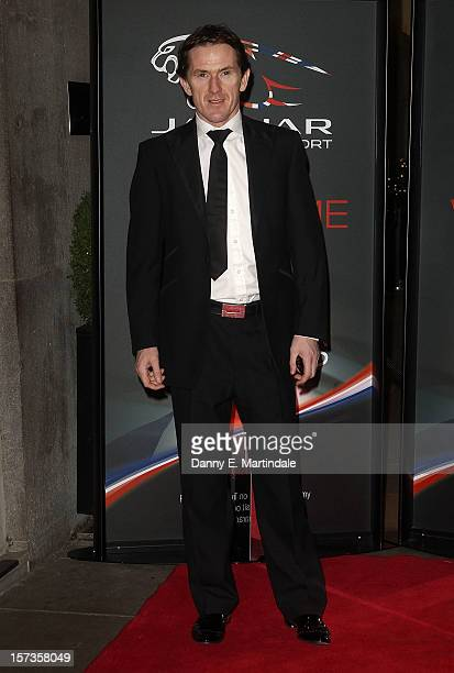 McCoy attends the Jaguar Academy of Sports awards at The Savoy Hotel on December 2 2012 in London England