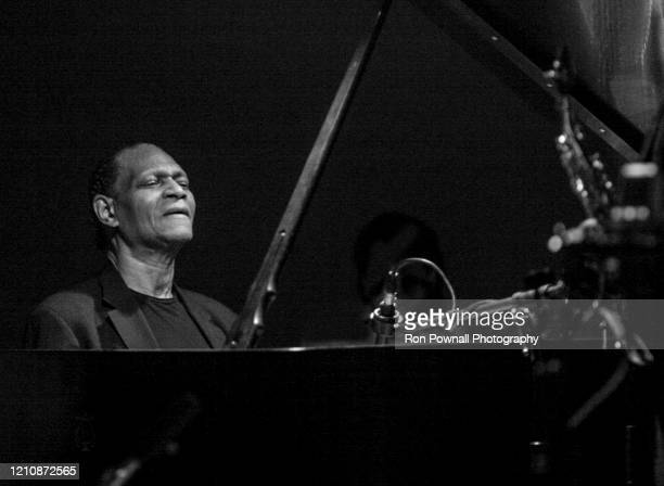McCoy Tyner performing at teh Regatta Bar in Cambridge MA on May 18 2005