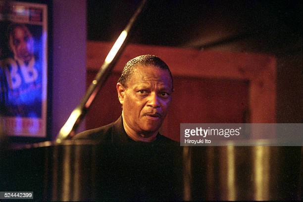 McCoy Tyner Quintet performing at Iridium on Tuesday night May 11 2004This imageMcCoy Tyner