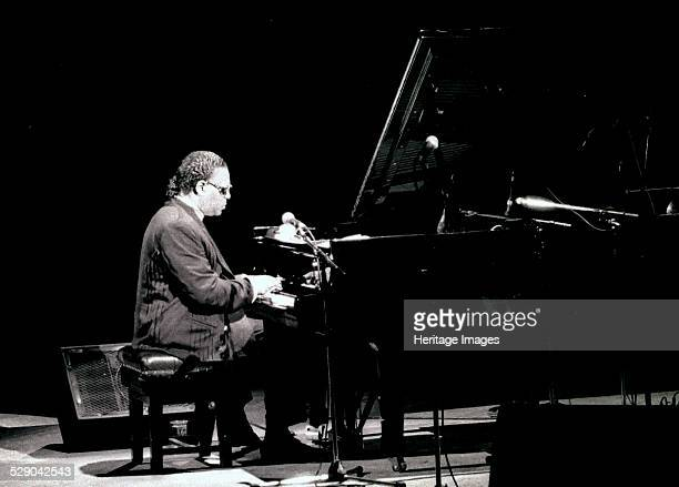 McCoy Tyner Royal Festival Hall London 1990 Image by Brian O'Connor