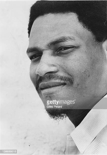 McCoy Tyner studio portrait USA 1973