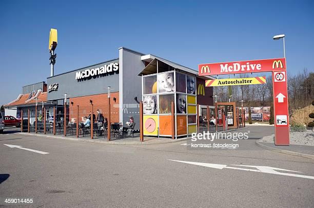 McDonald e McDrive, Ilsfeld, Germania