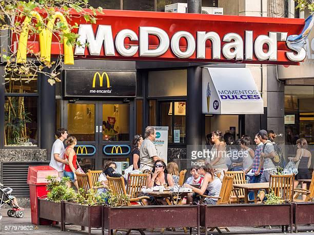McDonald's in Mendoza, Argentina