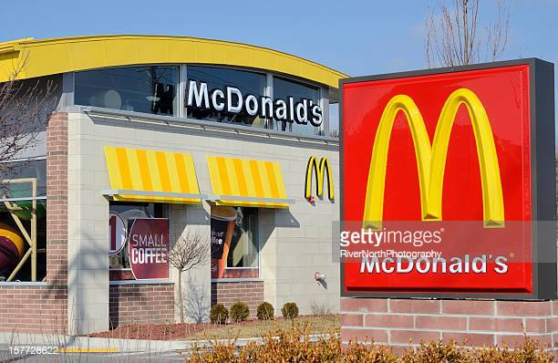 mcdonald's - mcdonald's stock pictures, royalty-free photos & images
