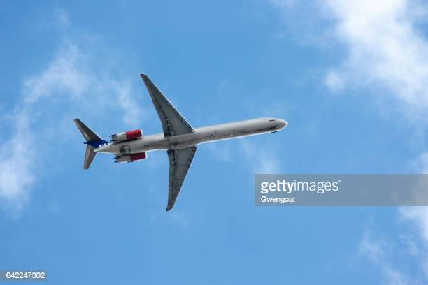McDonnell Douglas MD-82 from SAS