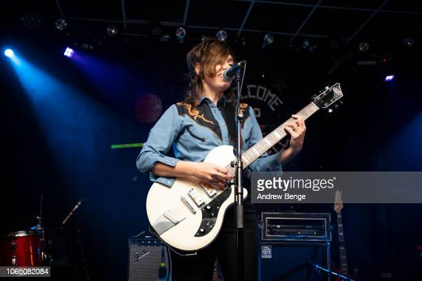 C McEntire performs at Brudenell Social Club on November 2 2018 in Leeds England