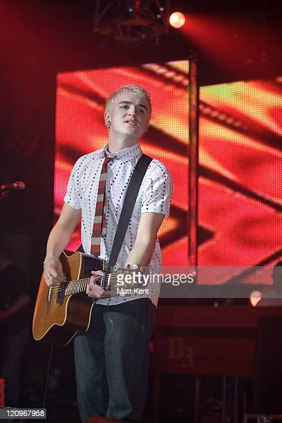 McFly during AOL'S Winter Warmer gig - November 29, 2006 at Forum in Kentish Town in London, London, Great Britain.