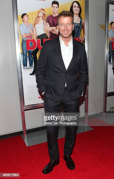 McG attends 'The Duff' New York Premiere at AMC Loews Lincoln Square on February 18 2015 in New York City