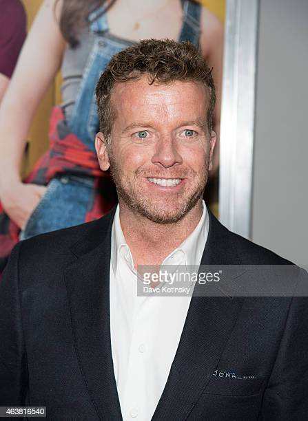 McG attends the 'The Duff' New York Premiere at AMC Loews Lincoln Square on February 18 2015 in New York City
