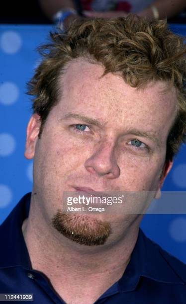 McG during 2003 MTV Movie Awards Arrivals at The Shrine Auditorium in Los Angeles California United States