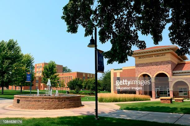 McGovern Library at Dakota Wesleyan University