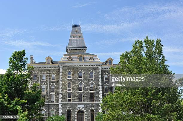 McGraw Hall in Cornell University