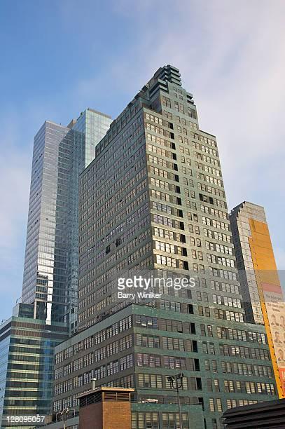 mcgraw-hill building in hell's kitchen, manhattan at 330 w. 42nd street, new york city, new york - 1931年 ストックフォトと画像