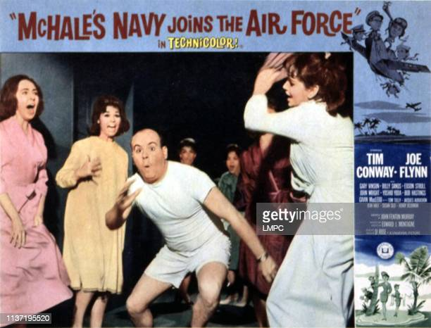 15 Mchale's Navy Joins The Air Force Photos and Premium High Res Pictures -  Getty Images