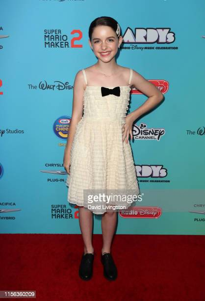 Mckenna Grace attends the 2019 Radio Disney Music Awards at CBS Studios Radford on June 16 2019 in Studio City California