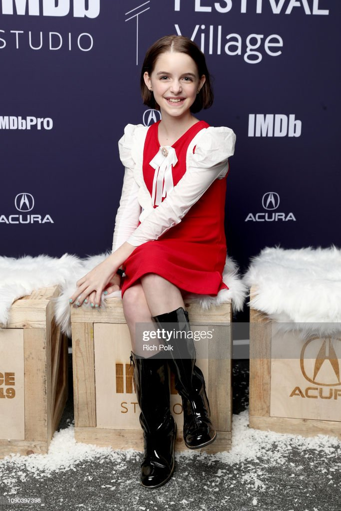 The IMDb Studio At Acura Festival Village On Location At The 2019 Sundance Film Festival - Day 3 : News Photo