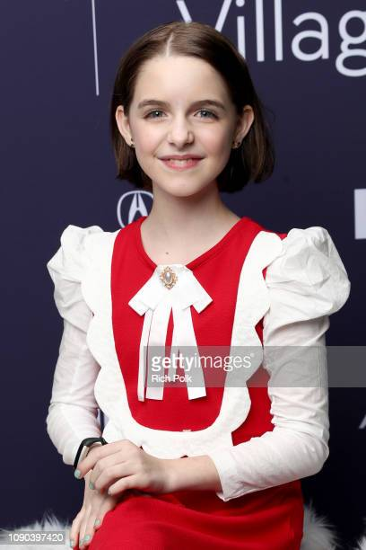 Mckenna Grace of 'Troop Zero' attends The IMDb Studio at Acura Festival Village on location at The 2019 Sundance Film Festival Day 3 on January 27...