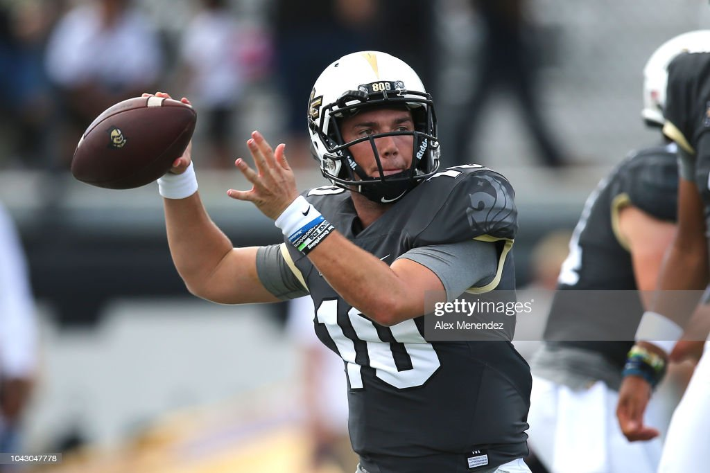 Pittsburgh v Central Florida : News Photo