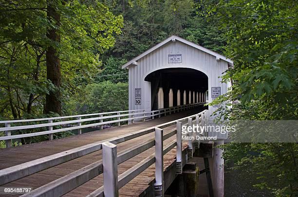 McKenzie River Covered Bridge