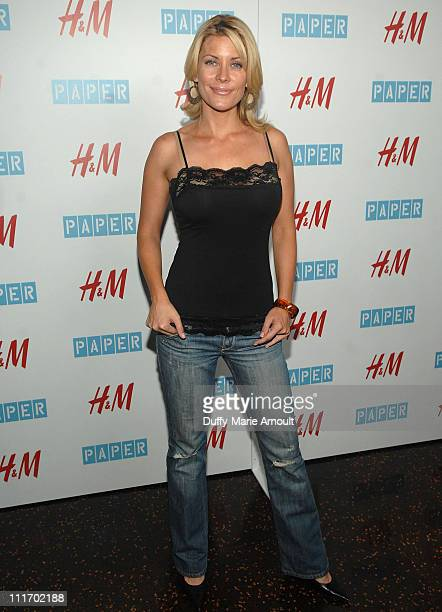 McKenzie Westmore attends Paper Magazine 13th Annual Beautiful People Issue Celebration at The Standard Hotel on May 13 2010 in Los Angeles California