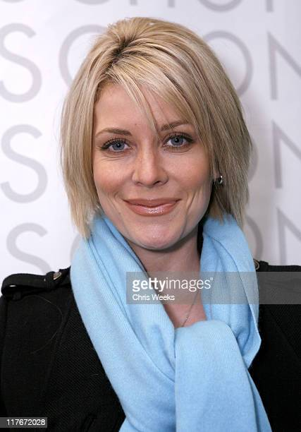 McKenzie Westmore during 2007 Silver Spoon Golden Globes Suite Day 1 at Private Residence in Los Angeles California United States Photo by Chris...