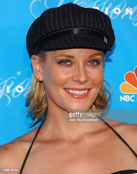 McKenzie Westmore during NBC's 'Passions' 7th Season KickOff Party at Universal Citywalk in Universal City California United States