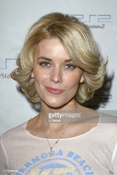 McKenzie Westmore during Playstation 2 Launches Concert Series Jet and The Vines Live at Avalon in Hollywood at Avalon in Hollywood California United...