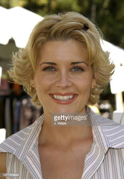 McKenzie Westmore during W Magazine and Guess Hollywood Yard Sale to Benefit the Enviromental Media Assoc at Private Home in Brentwood California...