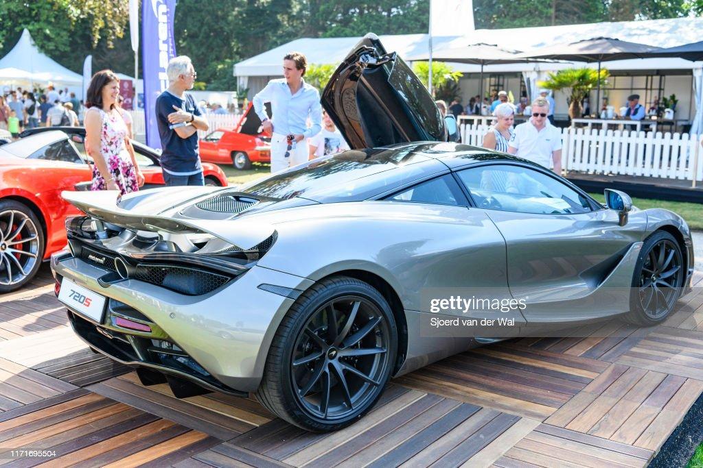 Concours d'Elegance Paleis Soestdijk 2019 : News Photo