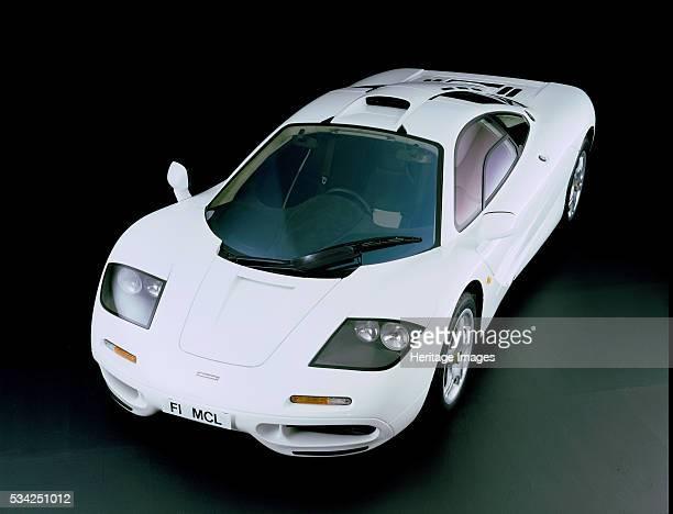 McLaren F1 in studio 2000