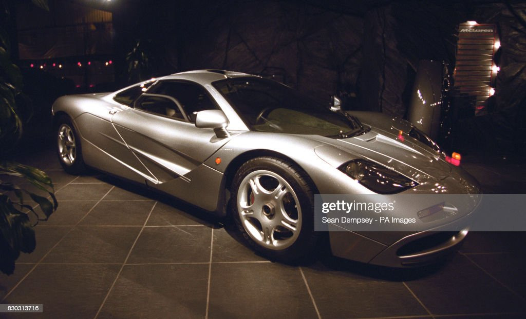Transport - Park Lane McLaren Showroom Pictures | Getty Images