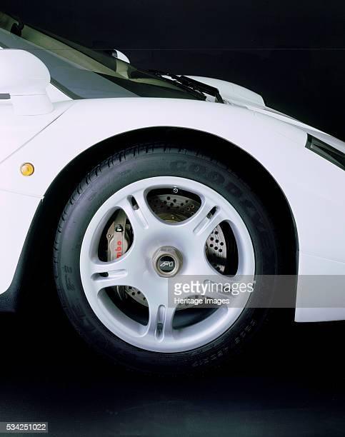 Mclaren F1 wheel, 2000.