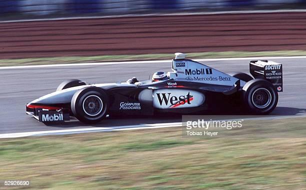 McLAREN MERCEDES 1999, Barcelona; Mika HAEKKINEN/FIN