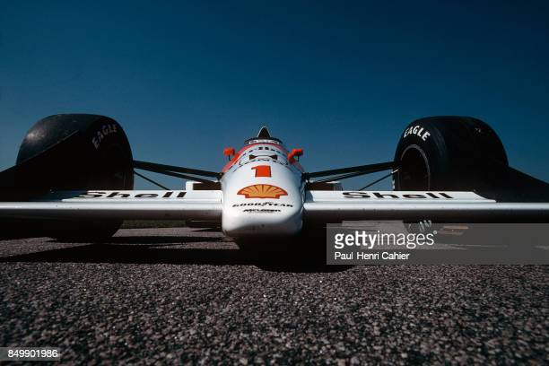 McLaren-Honda MP4/5, Grand Prix of Brazil, Jacarepagua-Autodromo Internacional Nelson Piquet, Rio de Janeiro, Brazil, March 26, 1989.