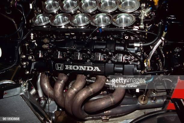 McLaren-Honda MP4/5B, Grand Prix of Canada, Circuit Gilles Villeneuve, 10 June 1990. Honda RA109E 3.5 V10.