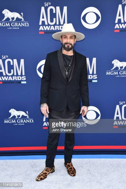 McLean attends the 54th Academy Of Country Music Awards at MGM Grand Hotel Casino on April 07 2019 in Las Vegas Nevada