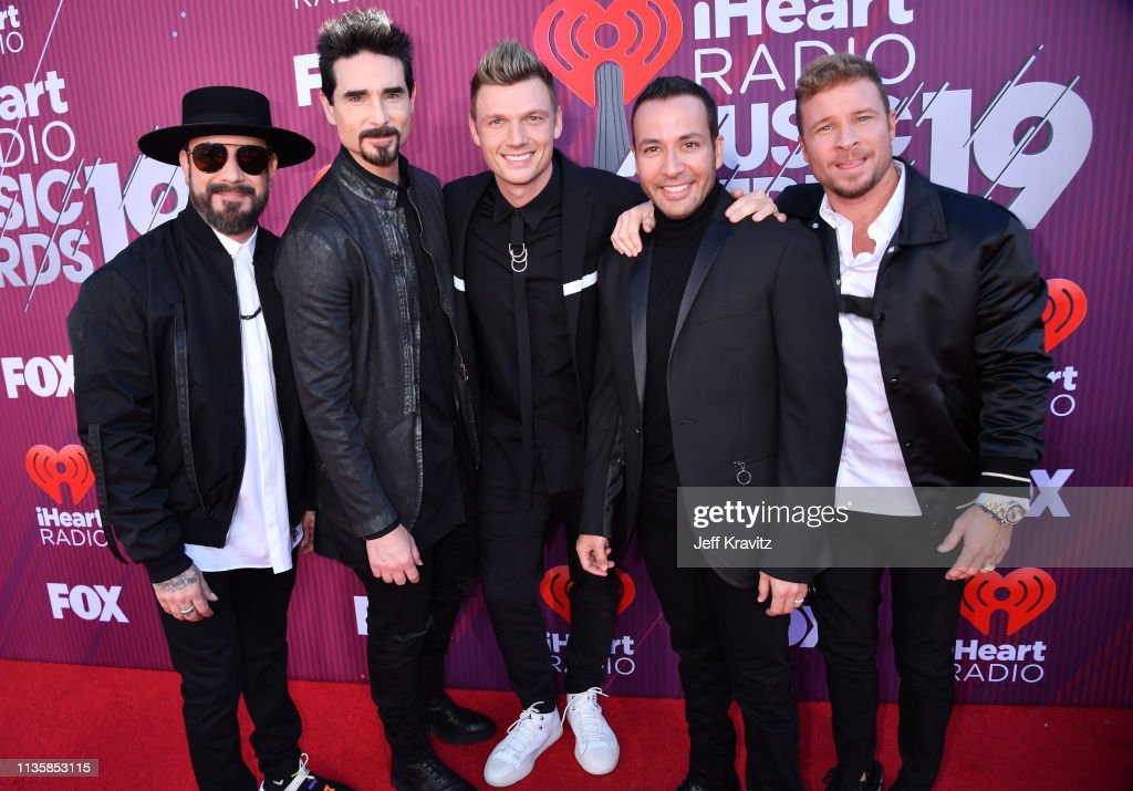 2019 iHeartRadio Music Awards - Red Carpet : Foto di attualità