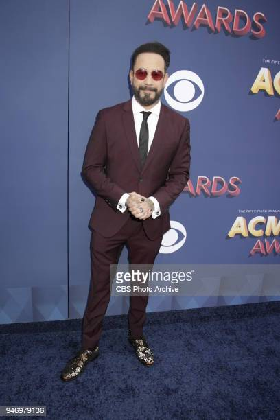 Mclean walks the red carpet at the 53RD ACADEMY OF COUNTRY MUSIC AWARDS live from the MGM Grand Garden Arena in Las Vegas Sunday April 15 2018 at 800...