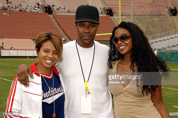 MCLyte Actor Densel Washington and Ananda Lewis