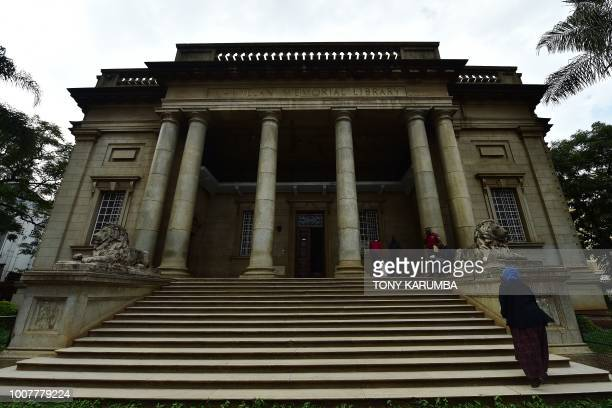 McMillan Memorial Library a colonialera building in the Kenyan capital Nairobi established in 1931 and named after USborn philanthropist Sir William...