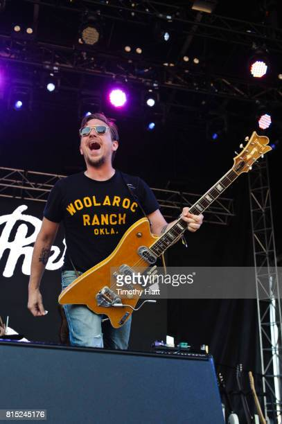 McPherson performs on day two of the 2017 Forecastle Festival on July 14, 2017 in Louisville, Kentucky.
