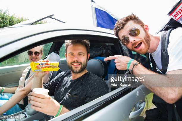 McVitie's makes the long journey home from Glastonbury just that little bit better surprising festival goers with free biscuits and a cup of tea for...