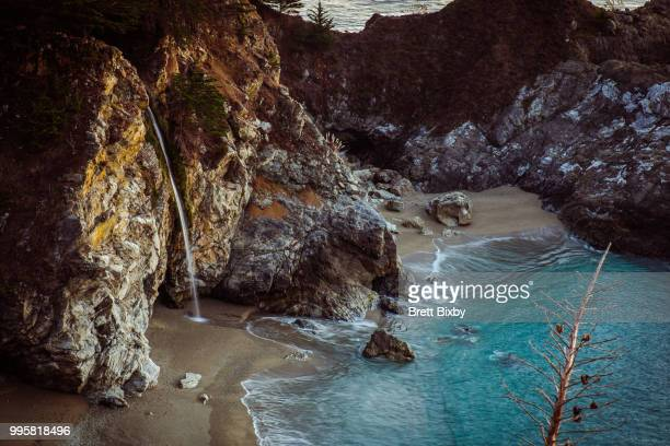 mcway falls ii - mcway falls stock pictures, royalty-free photos & images