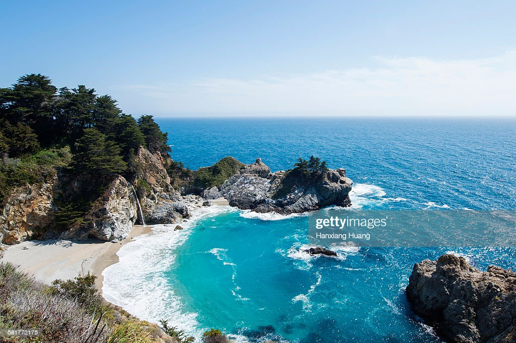 McWay Falls : Stock Photo