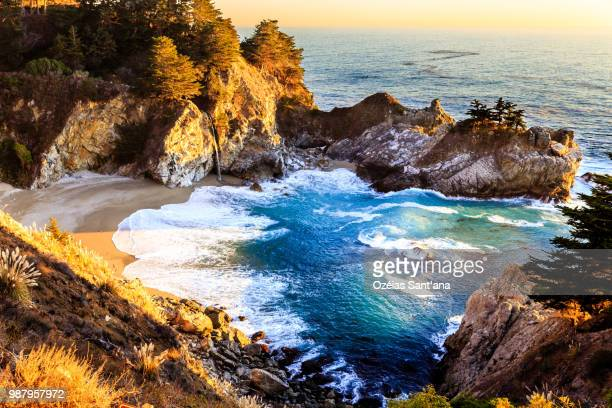 mcway falls - mcway falls stock pictures, royalty-free photos & images