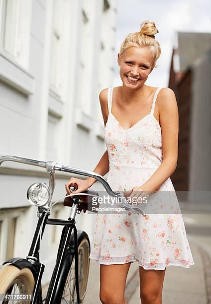 Me e la mia bicicletta