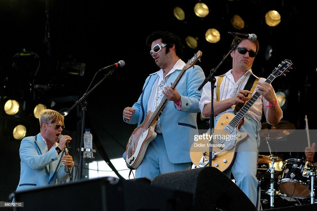 Pinkpop Festival 2009 Day 1 : News Photo