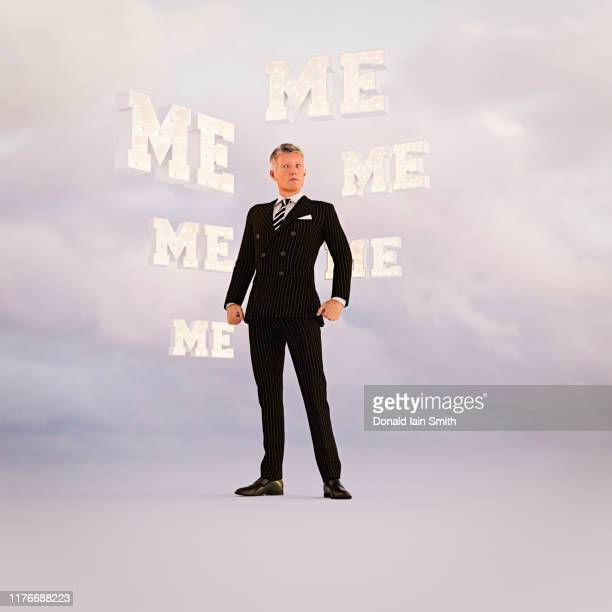 me me me - greedy smith stock pictures, royalty-free photos & images